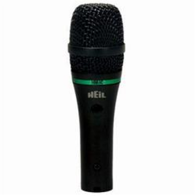 Heil Handi Mic iC Dynamic microphone (black)